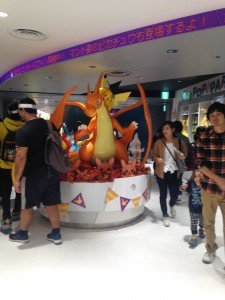 Pokemon Center - Ikebukuro (2)